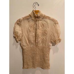 bebe | blouse